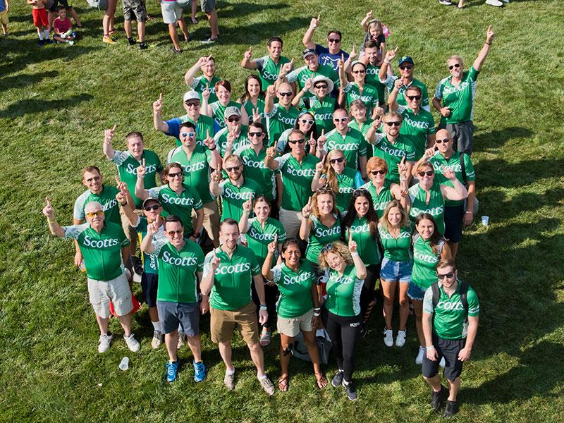Team ScottsMiracle-Gro