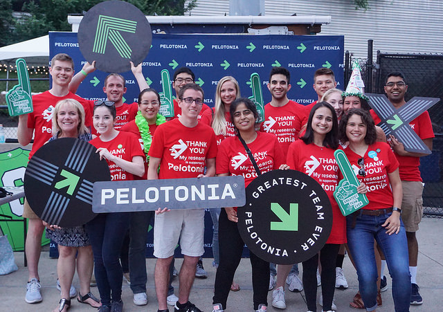 BSR - Pelotonia Fellows